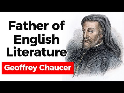 Geoffrey Chaucer - Father of English Literature, Lectures for UGC NET JRF English literature