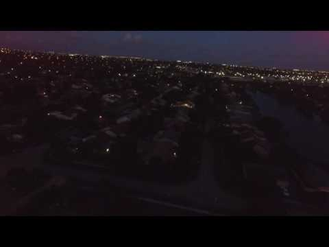 Pembroke Pines Drone Night Flight