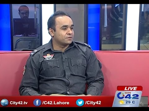 City@10 | 15th October 2016 | SP security Lahore High Court exclusive interview