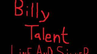Billy Talent - Line And Sinker