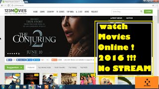 Watch Movie online Without streaming : Free latest movies 2016 (HD, SD, cam)