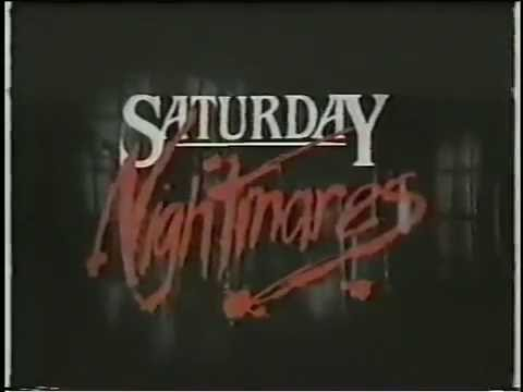 """""""Friday the 13th"""" USA Network Intro 1986 (Parental Discretion Advised)"""