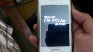 Samsung galaxy ace s5830i update