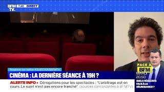 Cinéma: la dernière séance à 19h ? - BFMTV répond à vos questions