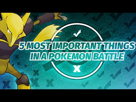 How to Win at Pokemon: Competitive Analysis