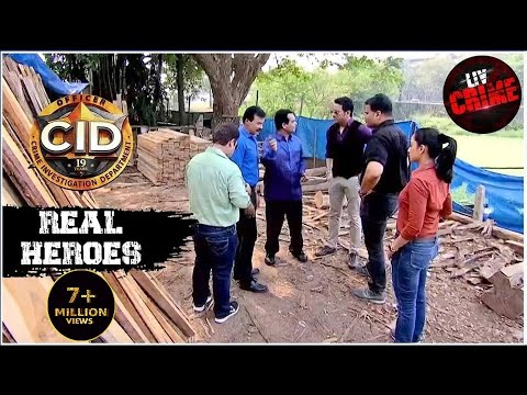 Secret Of The Axe   C.I.D   सीआईडी   Real Heroes