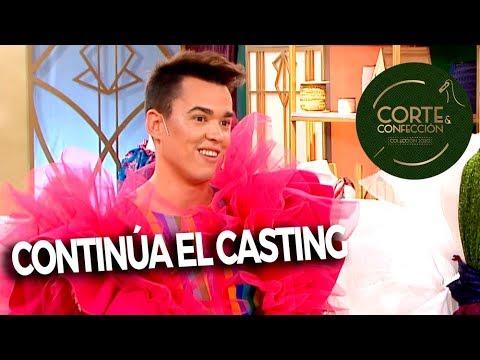 Corte Y Confección - Programa 14/01/20 - Continúa El Casting En Corte Y Confección