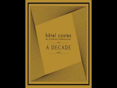 Hotel Costes a Decade Bonus Mix  CD2