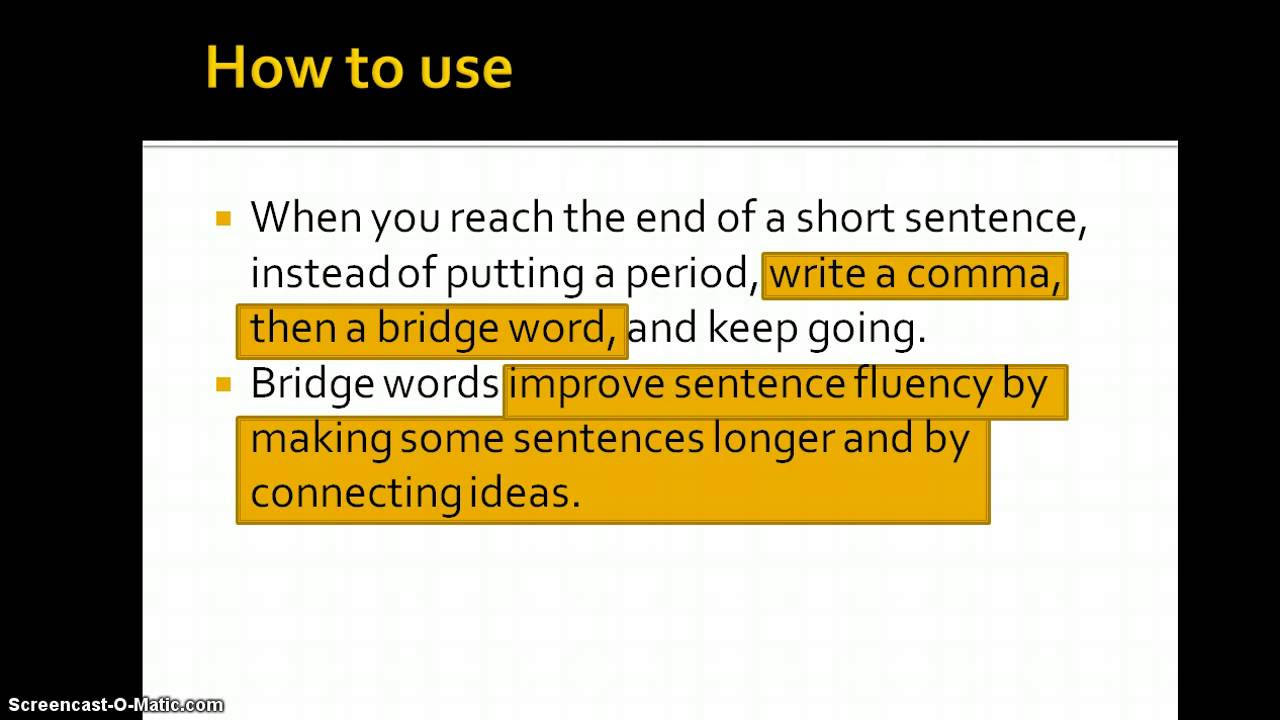 sentence with the word abridge