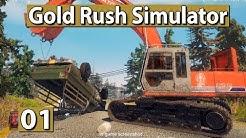 GOLDGRÄBER SIMULATOR | #01 ► Gold Rush Gameplay deutsch