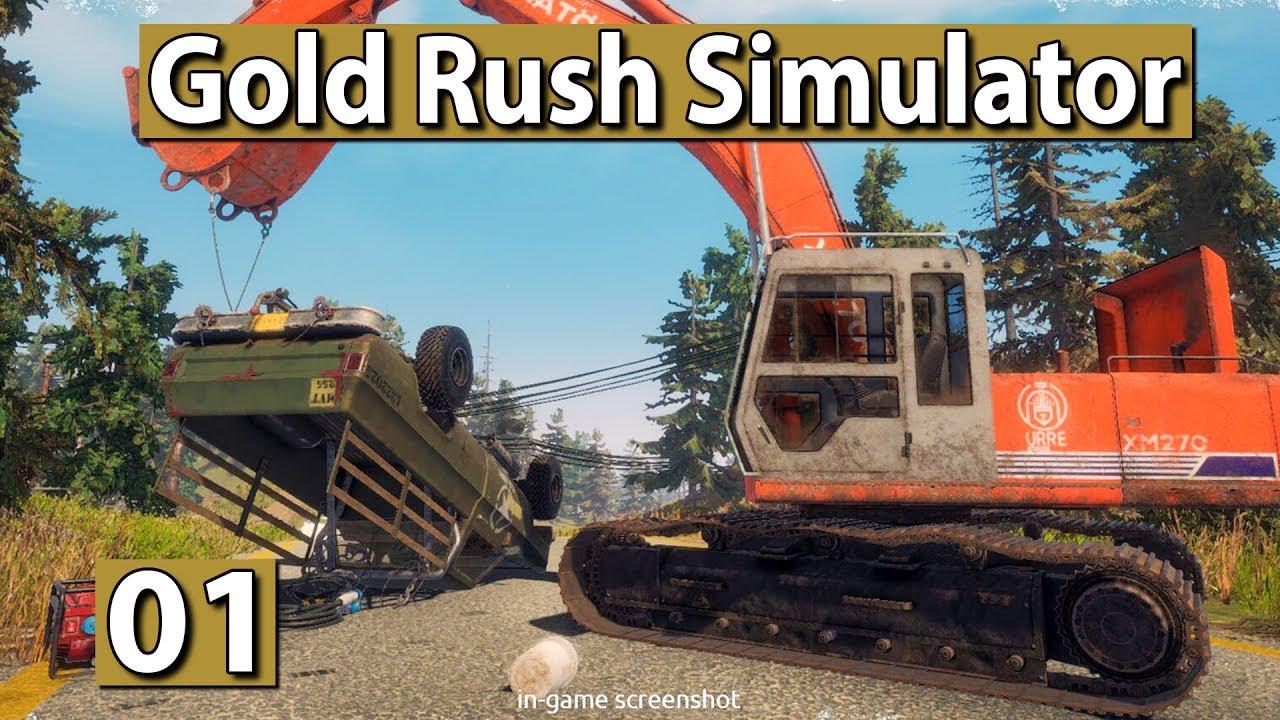 Gold Rush Simulator Download