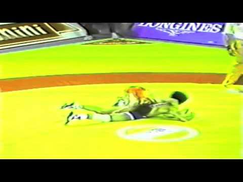 1989 Senior World Championships: 52 kg Vladimir Togusov (USSR) vs. Yuji Ishijima (JPN)