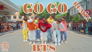 [KPOP IN PUBLIC CHALLENGE] BTS (방탄소년단) - 'GOGO (고민보다 GO) REMIX' Dance Cover    FGDance from Vietnam
