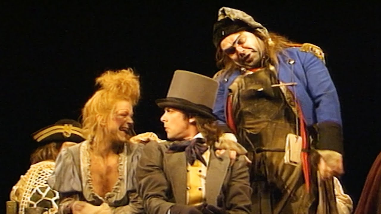 Les Misérables - Baas van 't hele spul (1990)