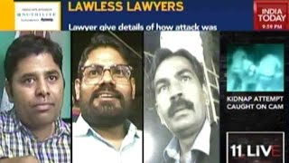 JNU Row: Unraveling Truth About The Lawless Lawyers Caught On Camera