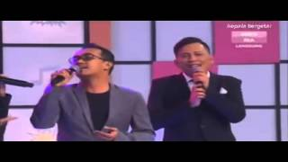 Siti Nordiana dan Ezad Lazim ft  Shahrol Shiro - Memori Berkasih    Meletop