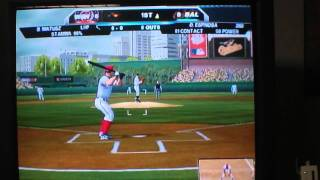 Major League Baseball 2K11 Wii Review: Part 1