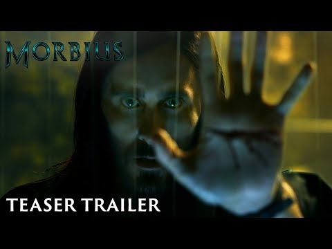 MORBIUS – Teaser Trailer – In Cinemas January 20, 2022