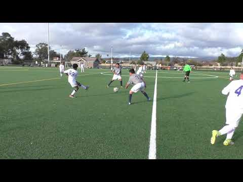 NJHS Boys Soccer vs Bohannon Middle School    January 28, 2020