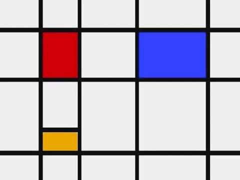 Risultati immagini per Piet Mondrian