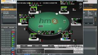Holdem Manager 2 Coach Alan Jackson - NoteCaddy Badges & Graphs