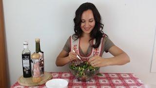 Супер лёгкий итальянский салат