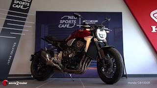 Mise en main Honda CB1000R par envie2rouler