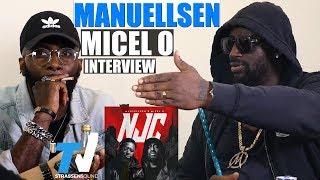 MANUELLSEN & MICEL O Interview: NJC Kollaboalbum, Echo, Bushido, Kay One, Geissens, RnB, KMN, Twin thumbnail