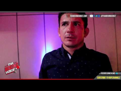 Mauricio Herrera Talks Keith Thurman vs Danny Garcia, Crawford vs Diaz