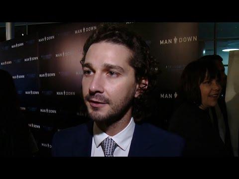 'Man Down' Premiere