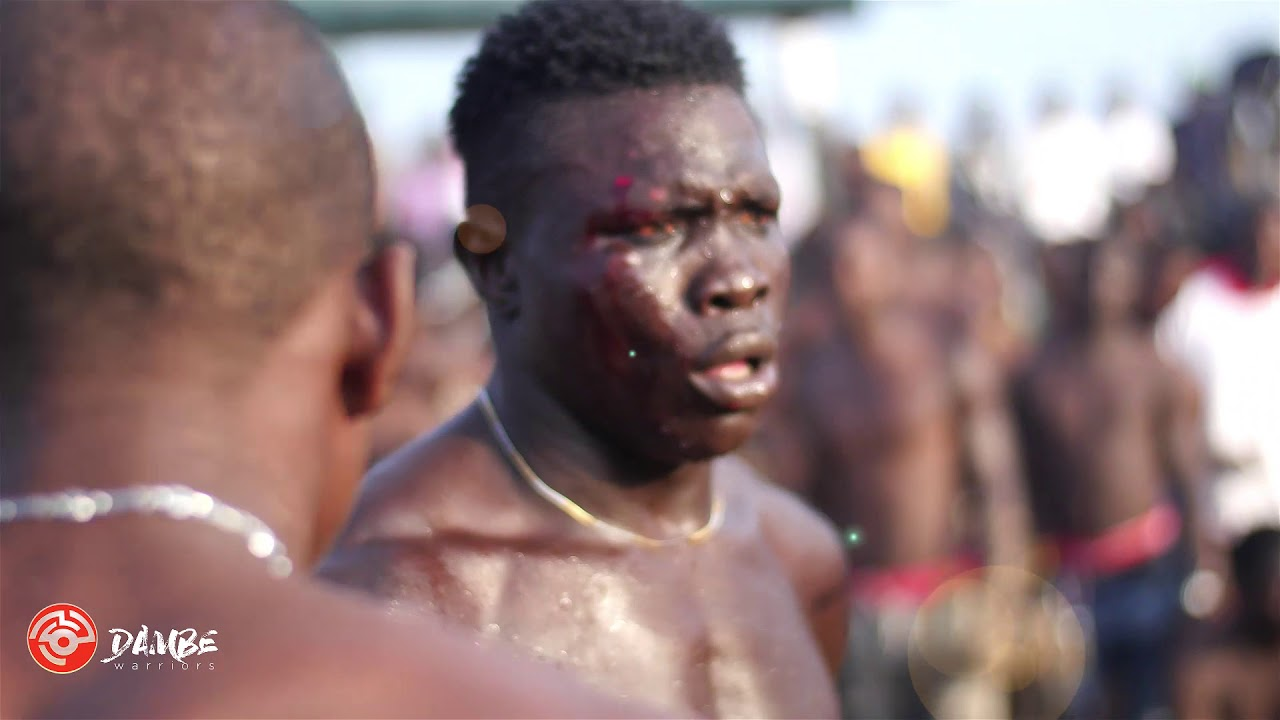 Download DAMBE WARRIORS 63: Chindo Black's Bloody Knockout