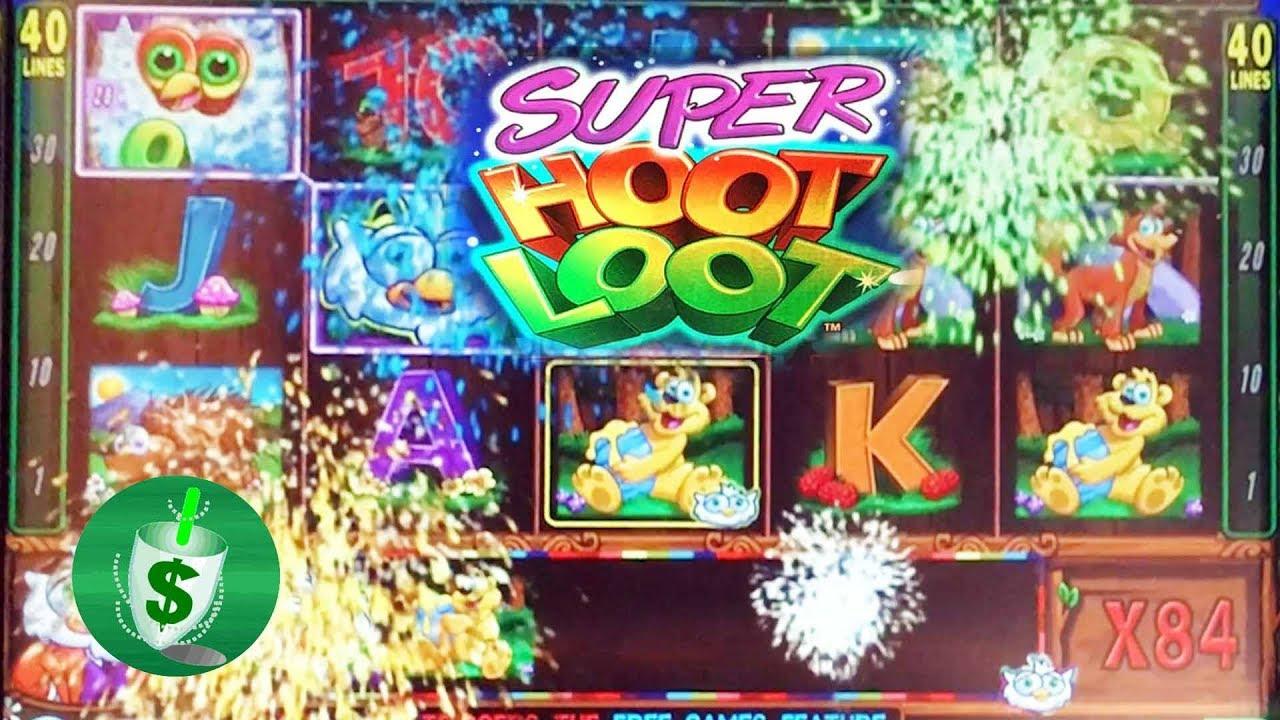 Hoot Loot Slot Machine Download