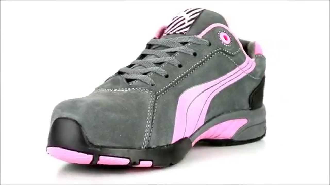 puma ladies safety shoes
