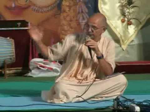 Бхакти Вигьяна Госвами о Джаянанде Прабху