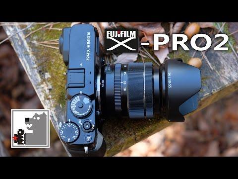 Fujifilm X-Pro2   Лучший фотоаппарат APS-C ?