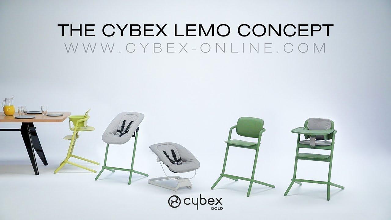 Beau CYBEX LEMO CHAIR TUTORIAL