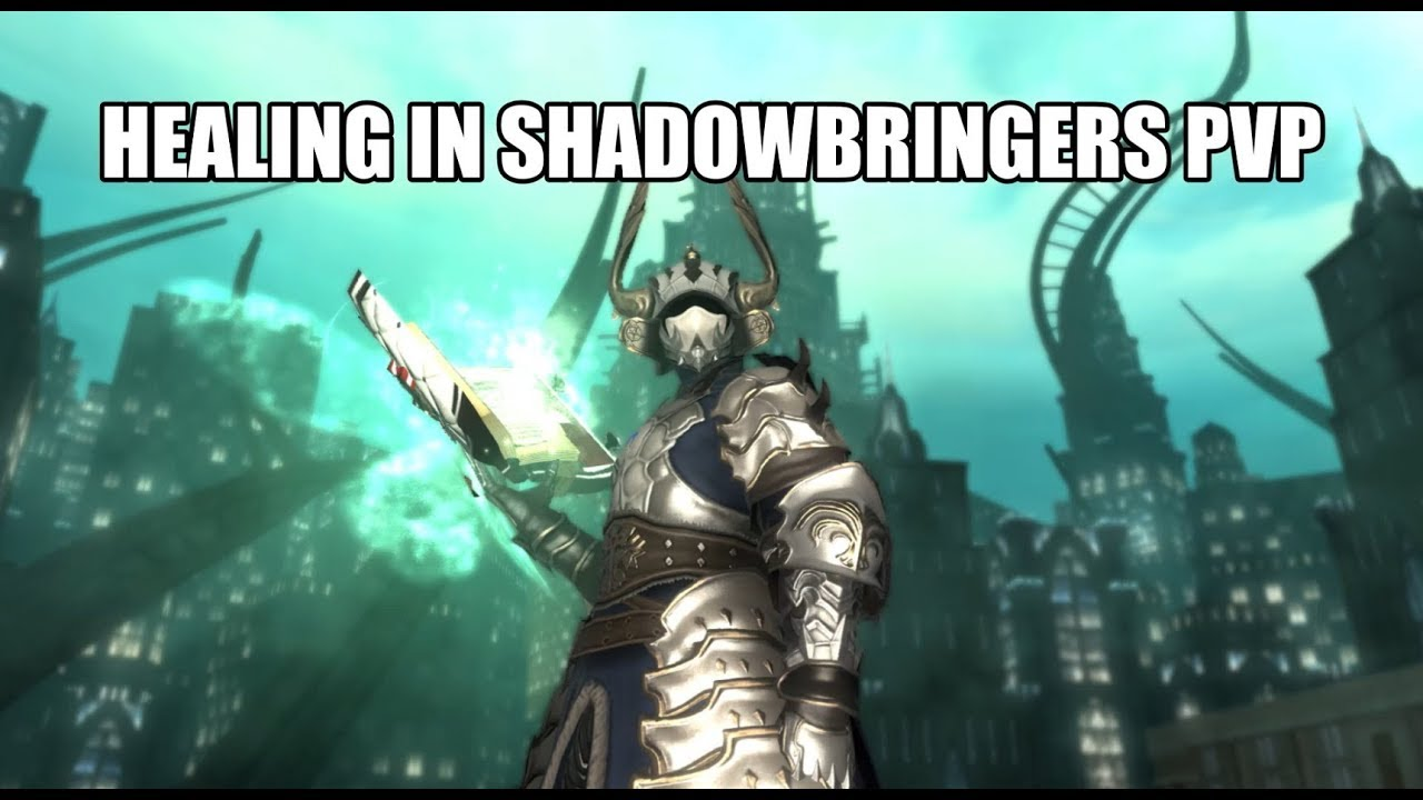 FFXIV: Basic healing in Shadowbringers PVP guide