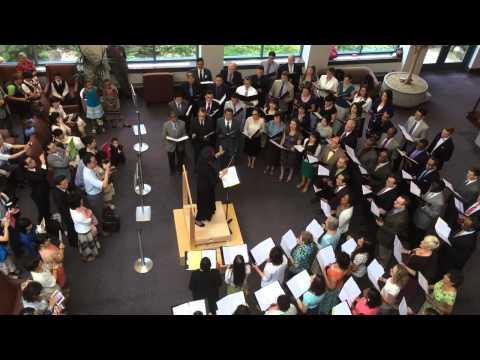 Bethel singing 2