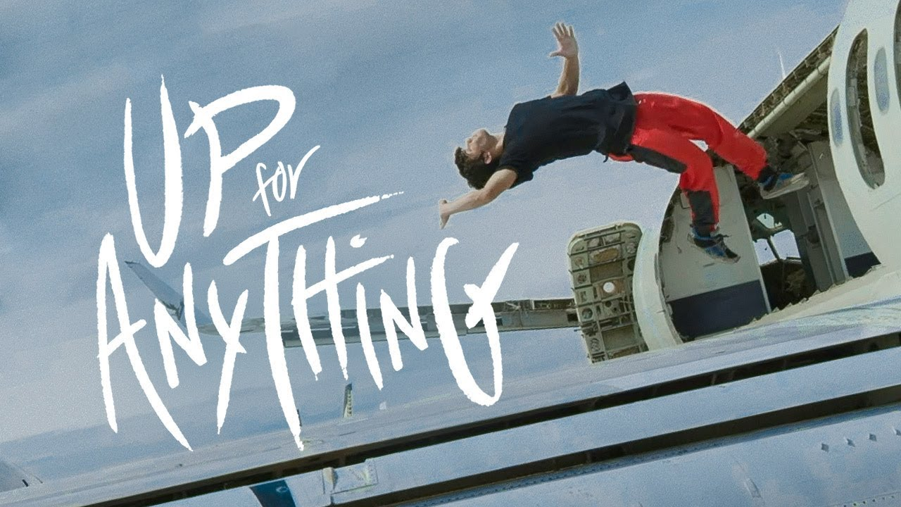Ep. 3 Fearless Parkour Girl | Up for Anything | Wix Web Series