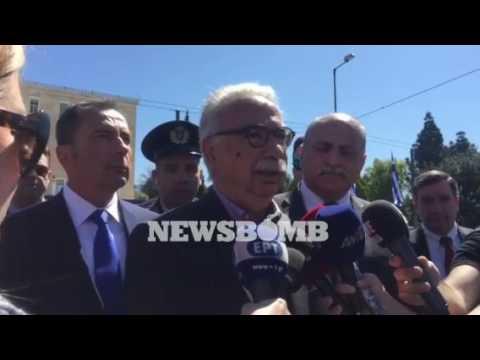 newsbomb.gr: Δηλώσεις υπουργού Παιδείας στη μαθητική παρέλαση