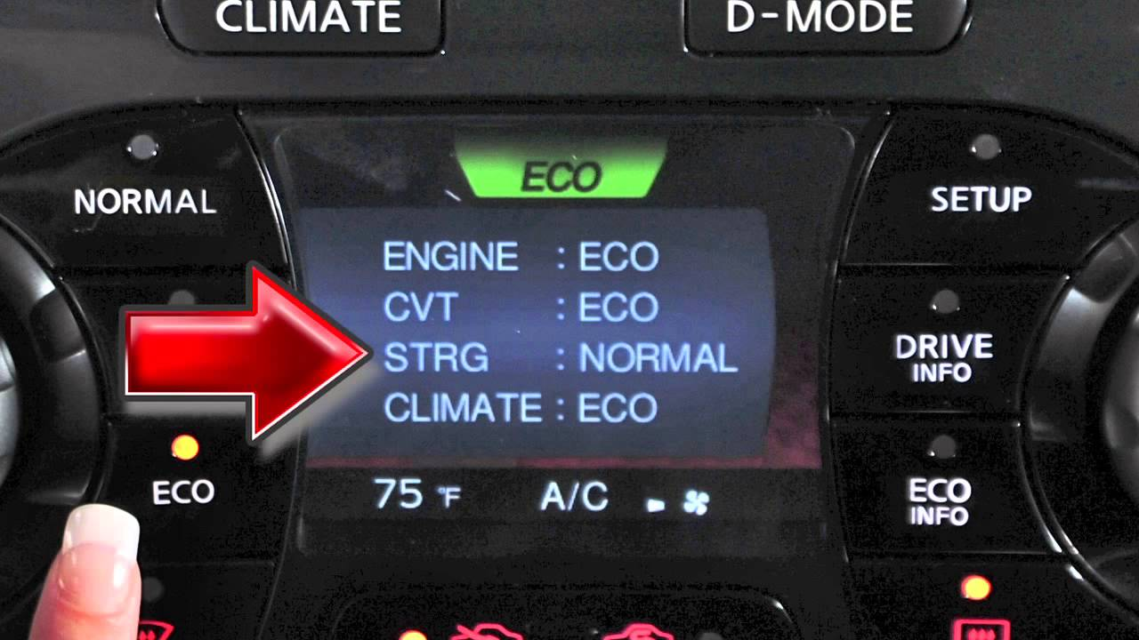 2012 NISSAN JUKE - Integrated Control System