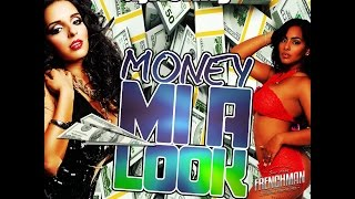 DJ KENNY MONEY MI A LOOK DANCEHALL MIX MAR 2015