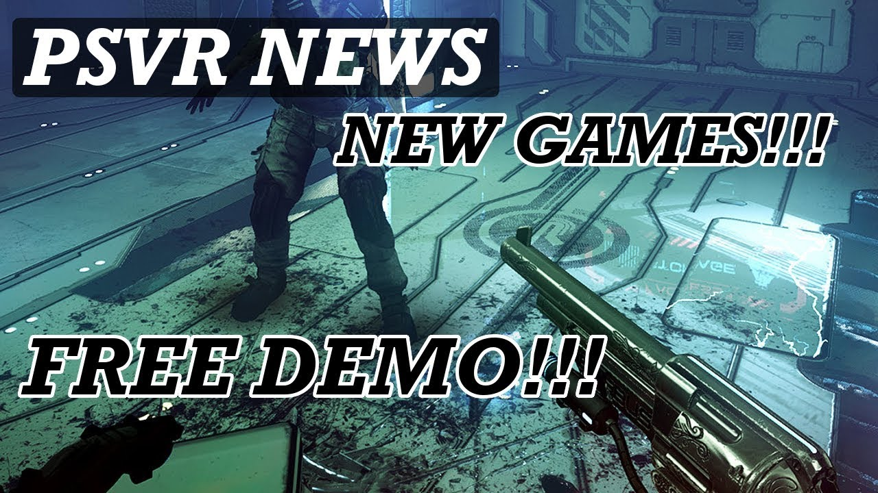 Psvr News New Free Demo For One Of The Best Psvr Games