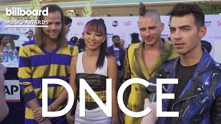 DNCE at Billboard Music Awards 2016 Red Carpet