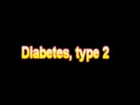 What Is The Definition Of Diabetes, type 2 - Medical Dictionary Free Online
