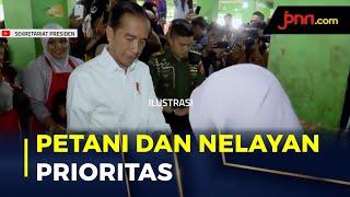 Jokowi Terapkan 4 Skema Khusus Bagi Petani dan Nelayan Untuk Jaga Stabilitas Pangan - JPNN.com