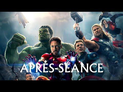 L'APRÈS-SÉANCE - Avengers : L'ère d'Ultron poster