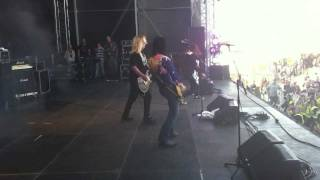 Rhino Bucket- Live at Sweden Rock Festival (Who