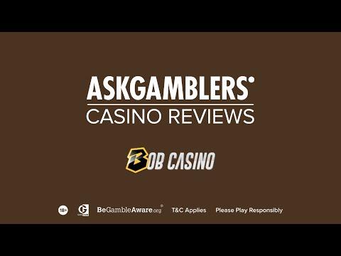Bob Casino Video Review - AskGamblers - 동영상