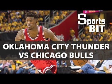 Sports BIT I Oklahoma City Thunder vs Chicago Bulls I NBA Picks